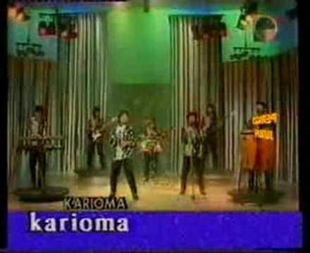 KARIOMA-chica del baile