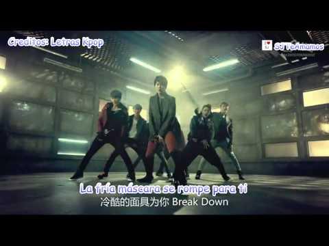 Super Junior M - BREAK DOWN (Sub español)