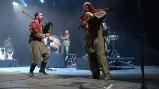 Auli - Karotajs Live Etnosur Festival 2013 Spain