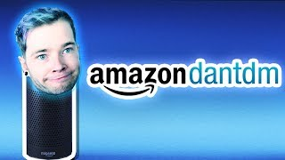 Amazon Echo: DanTDM Edition