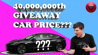 Mr Beast 40,000,000th Subscriber Giveaway Car Price & Review | Carview     #mrbeast #carview