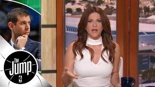 Rachel Nichols: Brad Stevens is way too good at his job | The Jump | ESPN