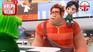 RALPH BREAKS THE INTERNET: Wreck-it Ralph 2 Final Trailer 2018  | Official Disney UK