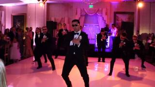 AN AMAZING Choreographed Wedding Dance