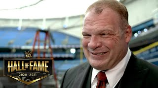 Kane humbled by the biggest honor of his career: WWE Network Exclusive, April 6, 2021