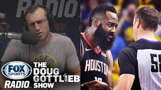 Doug Gottlieb - Why We Don't Like The Houston Rockets