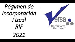 Curso RIF 2021