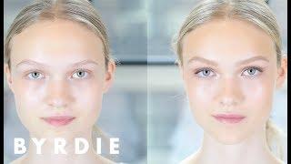 Lived-In Liner Tutorial With Celebrity Makeup Artist Tobi Henney | Byrdie