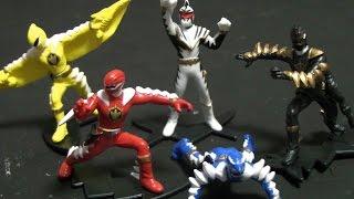 Power Rangers Dino Thunder Figure Toys 파워레인저 다이노썬더 장난감