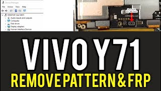 VIV0 Y71,Y83 Pattern and password and Frp unlock MRT - GSM SSS