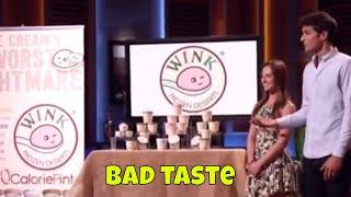 Shark Tank    Wink Ice Cream    Taste Free