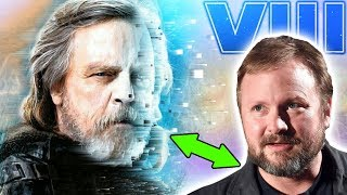 Why Luke VANISHED Finally EXPLAINED by Rian Johnson! - Star Wars The Last Jedi Explained