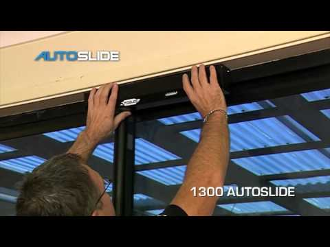 Autoslide - DIY Automatic Door for Homes/ Interior, Pocket Doors, Pet Doors