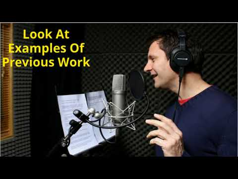 Voice Over Talent Agencies