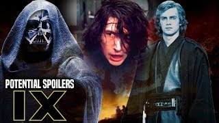Star Wars Episode 9 Anakin's Return! Leaked Details & Potential Spoilers