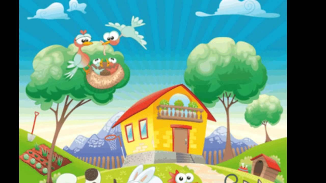 Video didactico de ingles para niños de primaria - YouTube