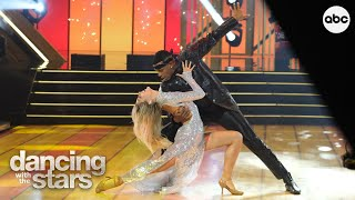 Jimmie Allen's Tango – Dancing with the Stars