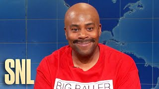 Weekend Update: LaVar Ball on His Son LaMelo Ball - SNL