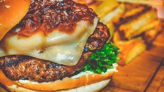 How To Make A Perfect Burger