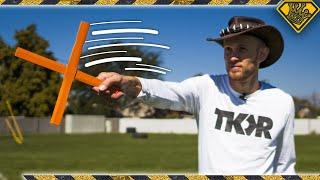 The Best Paint Stick Boomerangs