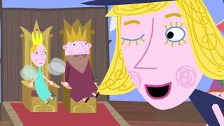 Ben and Holly's Little Kingdom | Witch Competition! | Cartoon for Kids