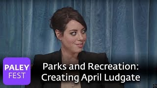 Parks and Recreation - Creating April Ludgate