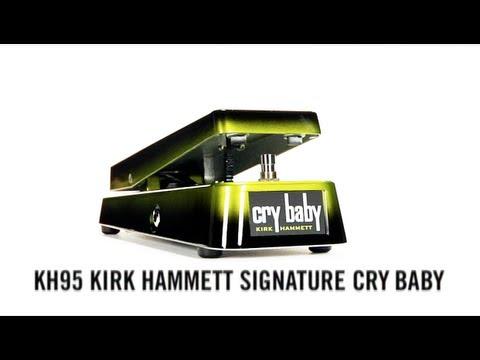 Dunlop KH95 Kirk Hammett Signature Wah