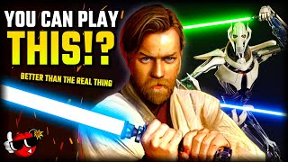 Fan Made Star Wars Game is EXACTLY what we WANT