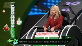 Phí Phương Anh được đồng đội nhắc nhiệt tình | HTV NHANH NHƯ CHỚP | NNC #28 | 20/10/2018