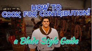Black Desert CP Power Leveling Tips! Cooking Basics | Buffs | Equipment & Recipes