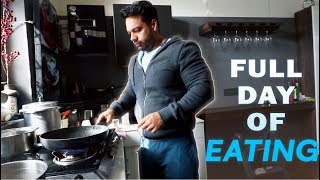 Full Day of Eating for Muscle Gain | FitMuscle TV
