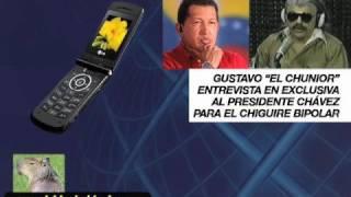 El Chunior entrevista a Hugo Chávez