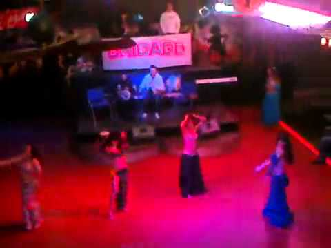 Wael Abbasi solo darbuka -Night Club CHICAGO Ukraine - donetsk Ваиль Аббаси .mp4