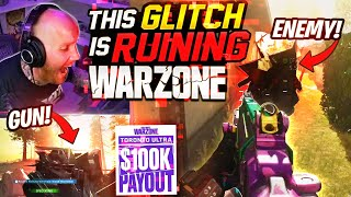 THIS GLITCH IS RUINING WARZONE! CALL OF DUTY NEEDS TO FIX THIS!