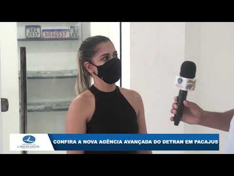 CONFIRA A NOVA AGÊNCIA AVANÇADA DO DETRAN EM PACAJUS