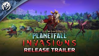 Invasions Release Trailer preview image