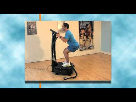 Vibration Plate - Advanced Workout - Ultim8 Fitness