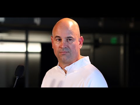 Pruitt meets his team, ready to go forward with Vols