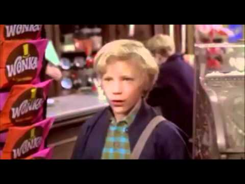 Willy Wonka And The Chocolate Factory - Charlie Finds A ...