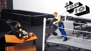 30 Extreme Table Moments: WWE Top 10 Special Edition