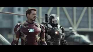 Captain america : civil war :  bande-annonce VF