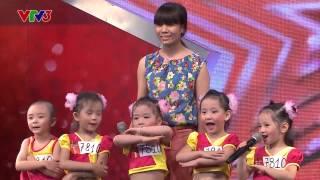 [FULL] Vietnam's Got Talent 2014 - TẬP 2 (05/10/2014)