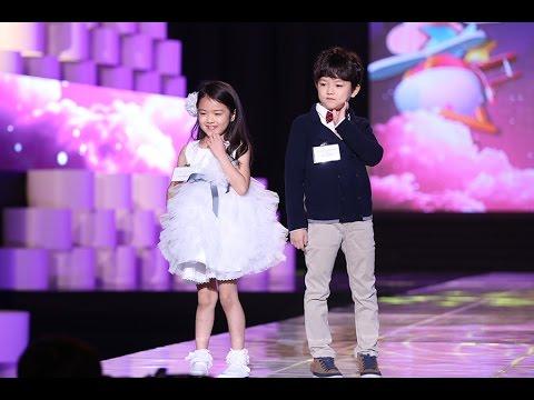 2016 Kids Model Contest (어린이모델선발대회) 런웨이 및 자기소개