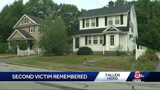 Woman killed in Weymouth shooting identified