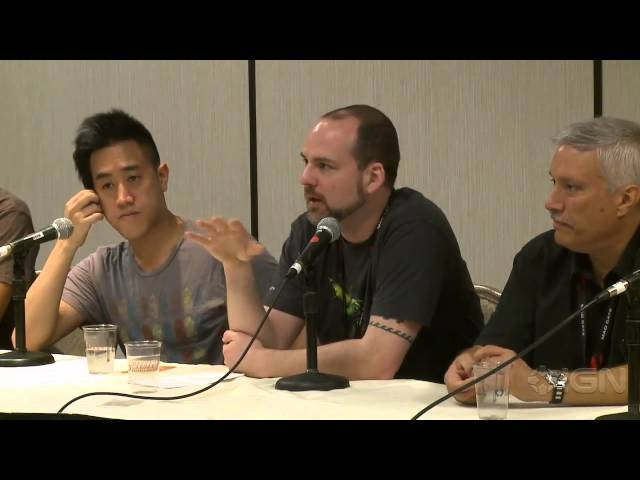 Full Killer Instinct Panel at Evo 2013