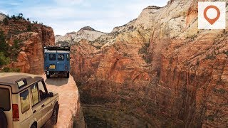 8 Most Amazing Road Trips in North America