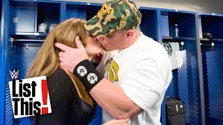 5 forgotten WWE romances: WWE List This!