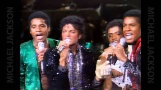 Michael Jackson 5 Medley @ Motown 25 + Billie Jean Complete & Restored