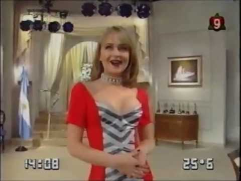 Baixar Gaby Spanic interpretando Paola e Paulina