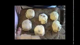 How to make English tea Scones